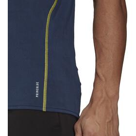 adidas Adizero Primeblue Singlet Men, niebieski
